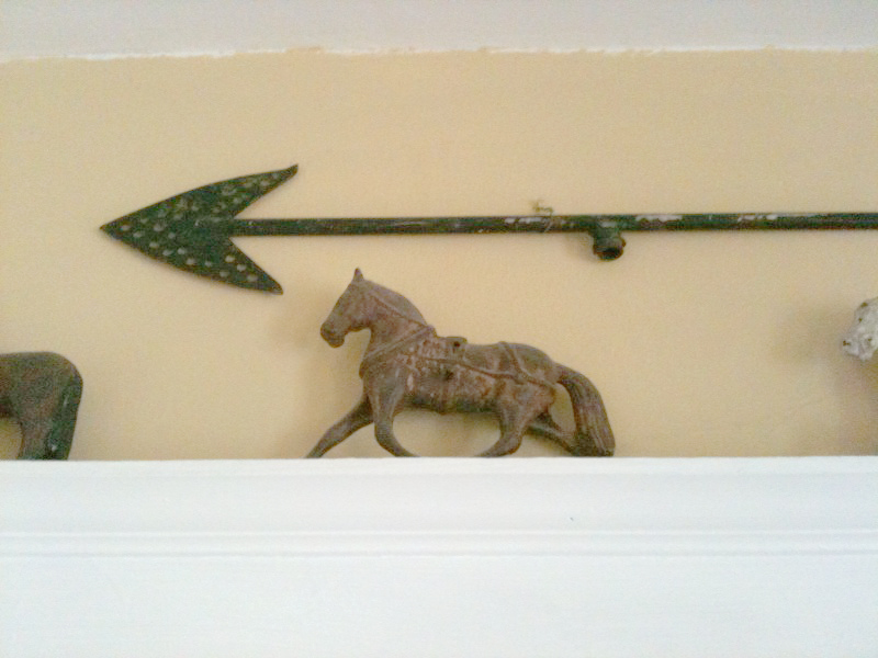 Rusty horse 4