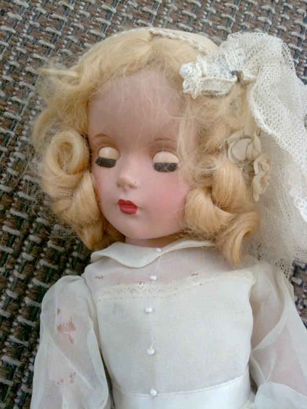 Bridal doll 2