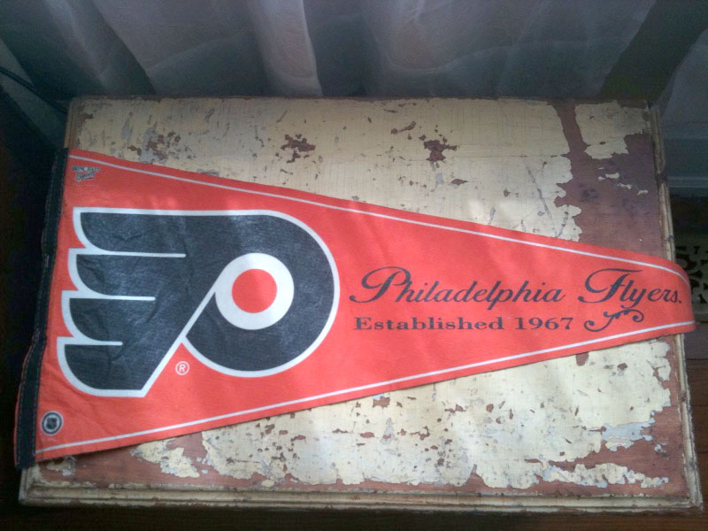 Flyers banner
