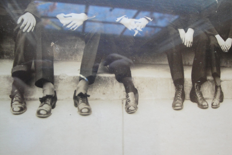 Mens feet