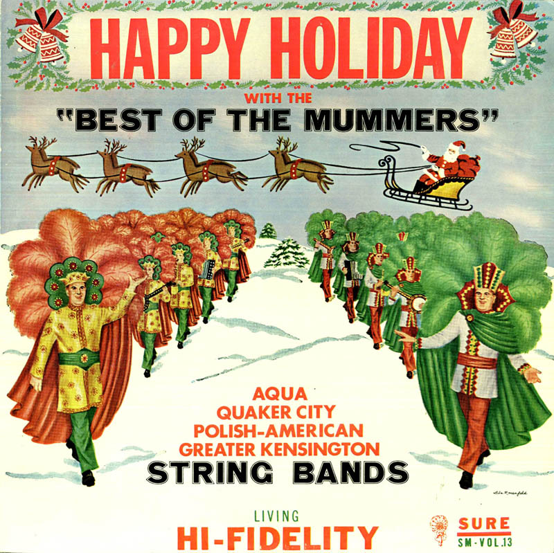 Happy Holiday With The Best Of The Mummers-Smaller