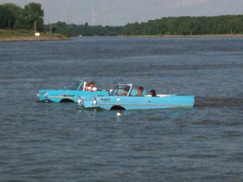 Car boats 2