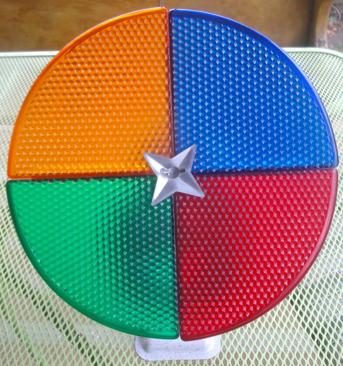 because how many vintage aluminum christmas trees from the 1960s and corresponding vintage rotating motorized color wheels can one own - Rotating Color Wheel For Christmas Tree