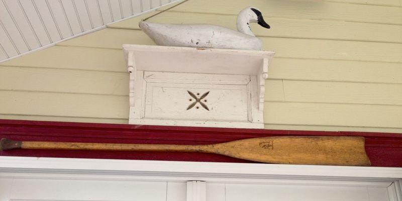 Canoe stick#2