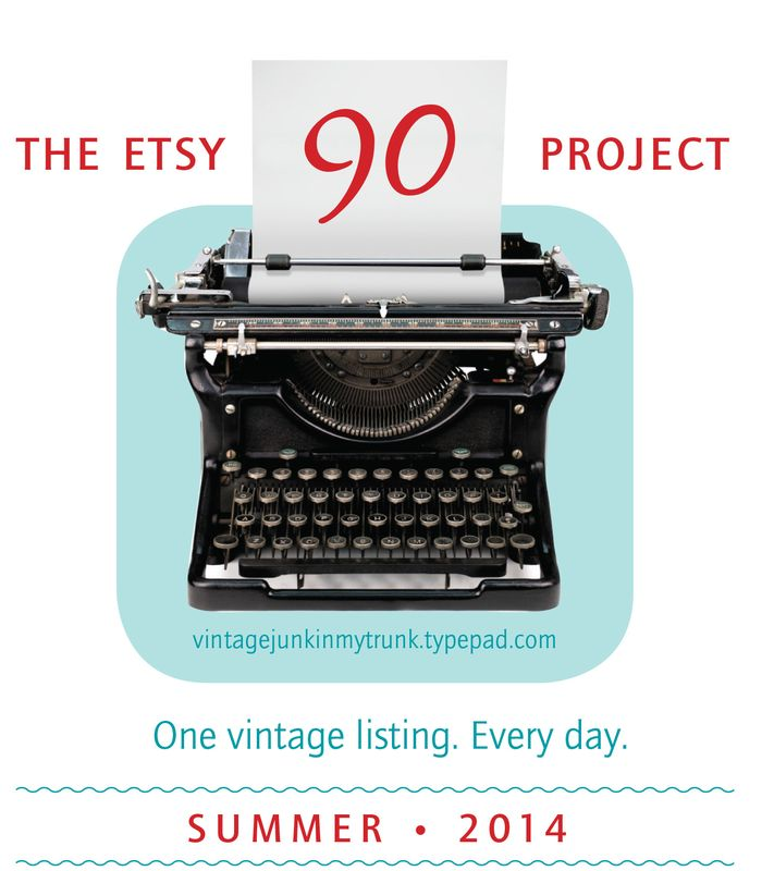 The etsy project final logo summer2014